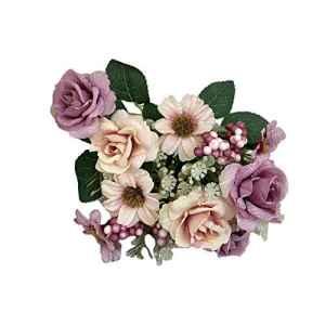 Amuster Artificielle Vert Feuille Vigne, Fleurs Artificielles Plante Guirlande pour Decoration Deco Maison Mariage