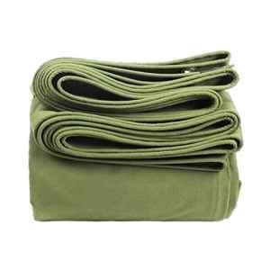 Bâche lourde, transport de camion épaissir l'isolation de protection solaire extérieure de toile imperméable de protection contre le vent tapis de pique-nique de camping, 600g / m2