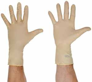 BioGel 50975Skinsense Gants, Chirurgiens sans latex et poudre gratuit 7.0-pairs par DISP/TRP 50/200(lot de 50)