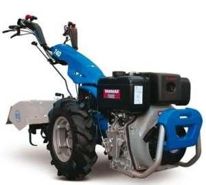Motoculteur BCS 740Avec Mot. Yanmar ln10010HP Diesel –