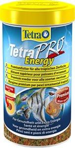 TETRA TetraPro Energy – Aliment Complet supérieur pour Poissons tropicaux – 500ml