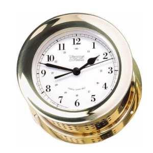 Weems & Plath Atlantis Collection Horloge Bell de navire à quartz (Laiton)