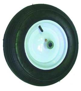 Greenstar 9707 Roue en Acier avec pneumatique 4,80 x 400 x 8 X7106729