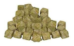 Grodan A OK Lot de 12 Cubes de démarrage en Laine de Roche 12 pièces