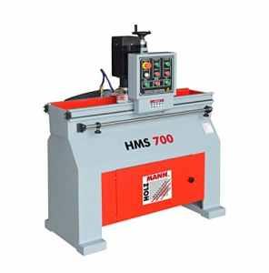 Holzmann – Affûteuse multi semi-automatique pour fers HSS de rabo-dégau L. 700 mm 400 V – 1500 W HMS700