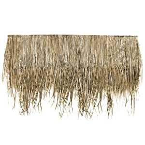 Lot de 10 Panneaux naturels (145 cm) pour toit de palme, toiture exotique, abri jardin, gazebo, parasol (10×12100)