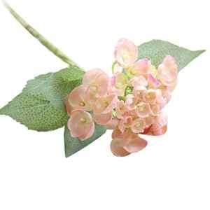 TWBB_Fleur Artificielle de Roses Feuilles Floral Mariage Bouquet Parti Maison décoration