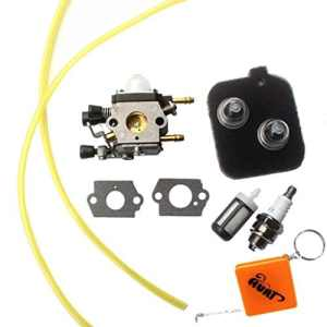 HURI Carburateurs avec Filtre à Air Pour Stihl BG45 BG55 BG65 BG85 SH55 SH85 Souffleur Remplace Zama C1Q-S68G, 4229 120 0606