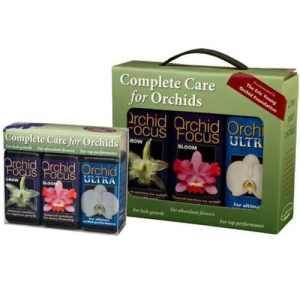 Kit de soins complet pour les orchidées–3x 100ml