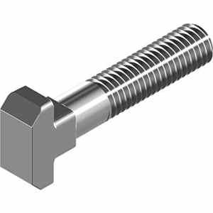 Lot de 25Marteau Vis à tête DIN 186de forme B–en acier inoxydable A4M. carré B M12x 45