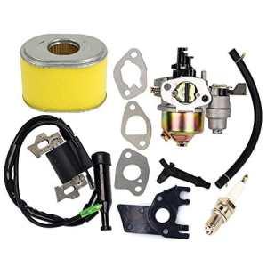 OuyFilters faciles à Carburateur Bobine d'allumage Filtre à air Honda GX160GX200Essence 6hp Moteur Générateur Tondeuse à Gazon Moteur