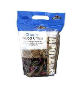 Räucherchips / Woodchips cherry Napoleon Kirschholz 1kg