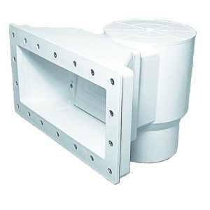 Réseau des Voies Navigables Plastiques 806105101044Flo-Pro II col Large Écumoire Piscine kit