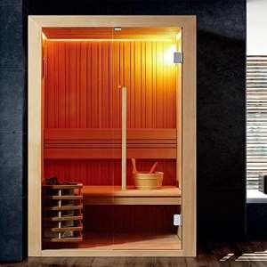 Sauna Boreal® Evasion 130 – 2 places – 130*110*190