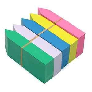 SIMUR 500 Pcs Multicolor Plastique étanche Graines De Plantes étiquettes Marqueurs Piquets Pot Réutilisable étiquettes pour Plante Chambre d'enfant Piquet De Jardin