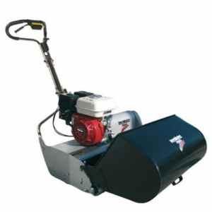 Tondeuse thermique à cylindre professionnelle autotractée LawnMaster – 66 cm – Honda GX120 OHV