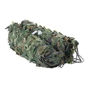 Voiles d'ombrage HUO Anti-Avion Camouflage Camouflage Net Plein air Ombre Montagne Écologisation Intérieur Décoration Couverture Net (Taille : 10x50m)