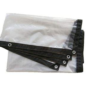 Baches Yang Plastique Imperméable 2x3m À Oeillet D'ombre De Plat Lourd Imperméable De Options Multi-Tailles (Taille : 10x10m)