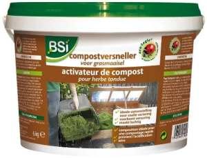 BSI 18260 Activateur de compost pour herbe tondue
