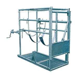 Cage de parage Compact 1, galvanisée – 310003