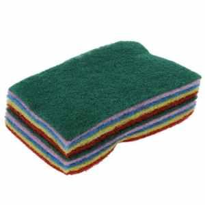 Cikuso Chiffon de Nettoyage en Tissu 10 pcs Couleur aleatoire