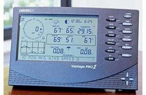 Davis vantage pro 2 câble 6163 cEU actif plus station météo professionnelle