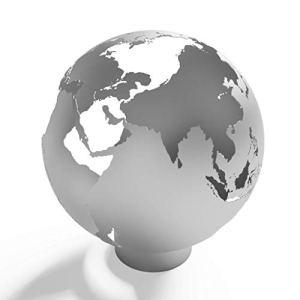 Earthbound Firepit (Woodburning), Black Ceramic, 37″