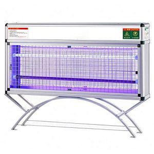 Lampe Anti Moustiques Electrique Imperméable Efficace Appareil Anti Moustique/Insecte/Zapper Piège pour Intérieur et Extérieur,133 * 66.5 * 23cm