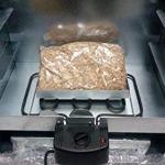 Nischenmarkt XXL fumoir 1,1 m Hauteur – avec kit électrique