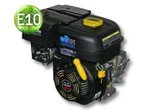 WilTec LIFAN 168 Moteur essence 4.8kW (6.5CV) 196ccm avec reducteur 2:1 embrayage