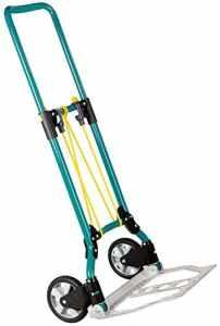 Wolfcraft 5505301 Système de transport TS 550 | diable pliant | charge max. 70 kg