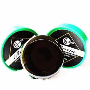 ARFUTE Special Fragrance Particulate Rosin Erhu Violin Accessories(Black)