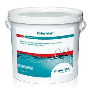 Bayrol – chloriklar – Chlore choc pastille 5kg