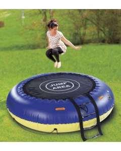 Bouée trampoline 4 en 1