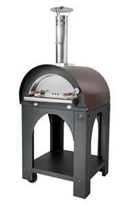 CLEMENTI Four à Bois, à Pizzas Cuisson Direct Pulcinella 100x80cm