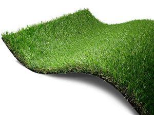 Gazon Artificiel FORESTLAND – 4,00m x 26,00m, Épais 37mm – Perméable à l'eau | Gazon Synthétique de Haute Qualité pour Balcon, Terrasse ou Jardin