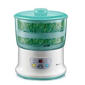 Germes de soja Machine, Maison Automatique, minutage Intelligent Micro-Ordinateur, réservoir d'eau 1.8L