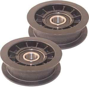 Murray Lot de 2690409MA Poulie de renvoi 2–3/10,2cm de diamètre pour Tondeuse à Gazon Remplace Mu690409ma et 690409par