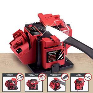 OSE Affûteur électrique Multifonctions Universel – Rouge –