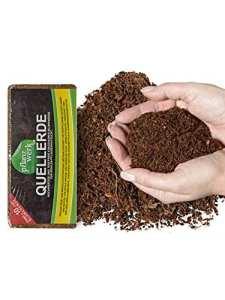 Pflanzwerk® Jardinière Sol pour planteurs et d'empotage 600 Litre *100% Bio * * Sol Exempt de Tourbe 100% * * Produit DE QUALITÉ*