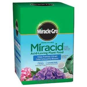Scotts Miracle Gro 102534 Plant Food 4 lb(1.81 kg)
