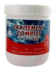 EDENEA – Traitement Complet pour Piscine & Spa (100 pastilles 5g)