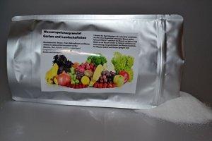 Super Absorbant, mémoire gelgranulat, eau, engrais, hvde811de schauch (2,5kg)
