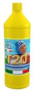 C.A.G Chemical T20yl0010T20anti-algues liquide, solution à diluer, parfumé