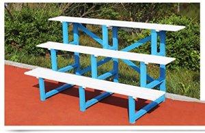 JBP max Stand de Fleurs Salon extérieur Multi-Couches en Bois trapézoïdal Stand de Fleurs en Bois Massif Plancher extérieur-JBP10,C,120×20×76