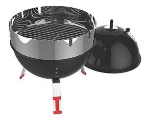 Tramontina Churrasco à Charbon pour Sphère Barbecue Grill avec Couvercle Diamètre 35cm Tcp320F