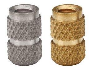Ochoos Lot de 3 000 inserts filetés IBC 632-4/6/8/10/12 en acier inoxydable PEM standard 632-12