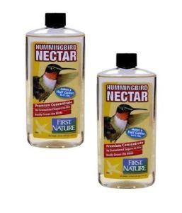 première Nature 2EA 453,6Gram Clair Colibri Nectar concentré 3052en Nature d'abord