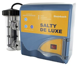 Steinbach Professionnel Système d'eau salée, Salty de Luxe P6, Multicolore, 1L, 018251