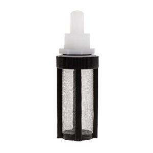 Aawsome Filtre à micro pompe en acier inoxydable avec cadre en plastique pour arrosage 7 mm/8 mm